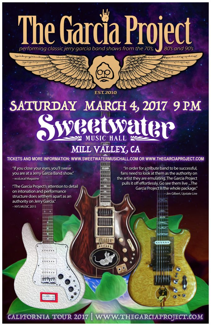 The Sweetwater Music Hall • Mill Valley, CA - The Garcia ...