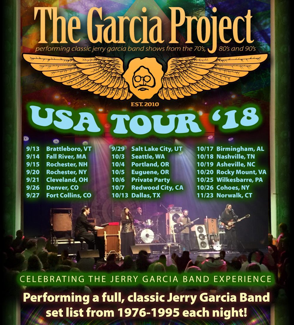 The Garcia Project USA Tour